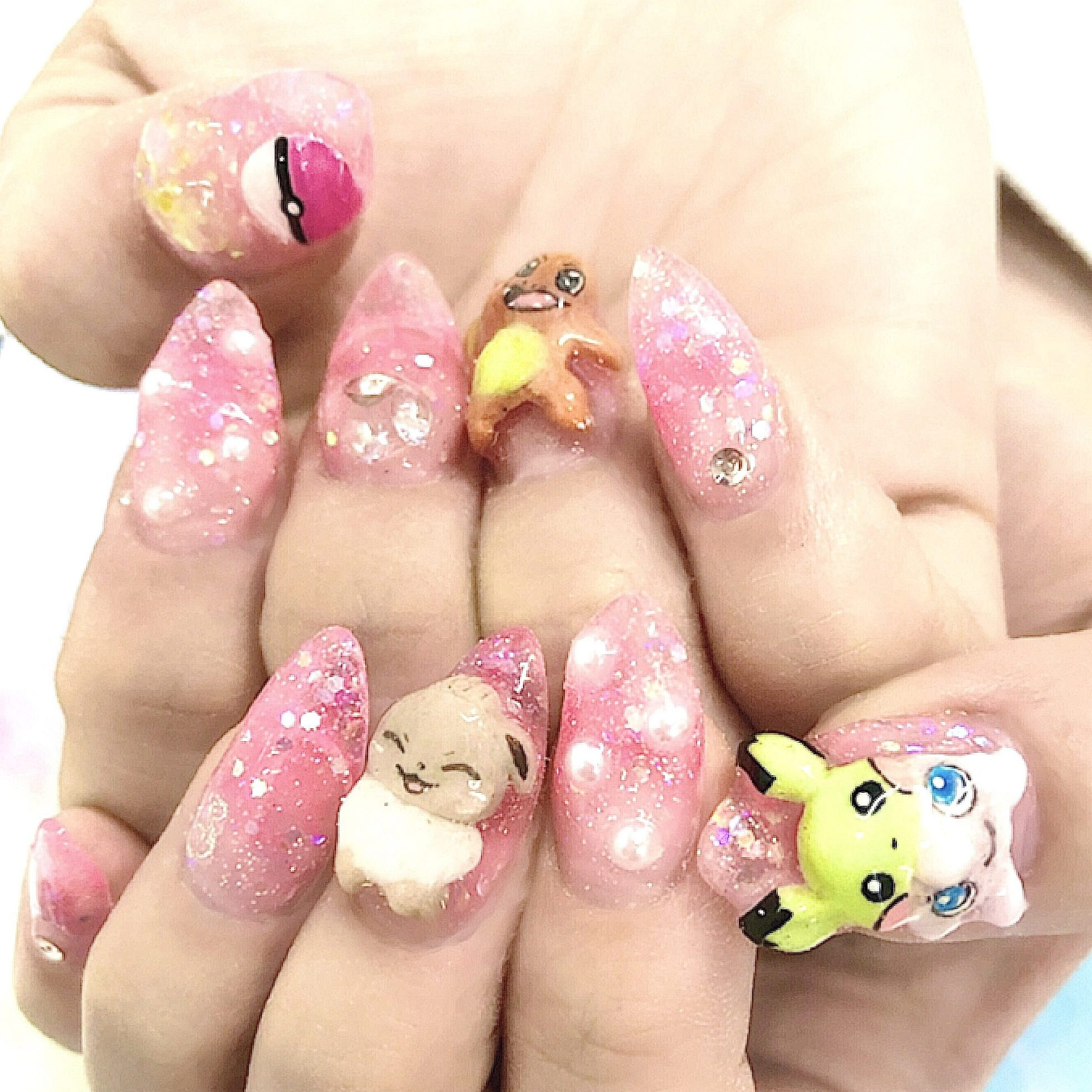 Goodness of gel nails