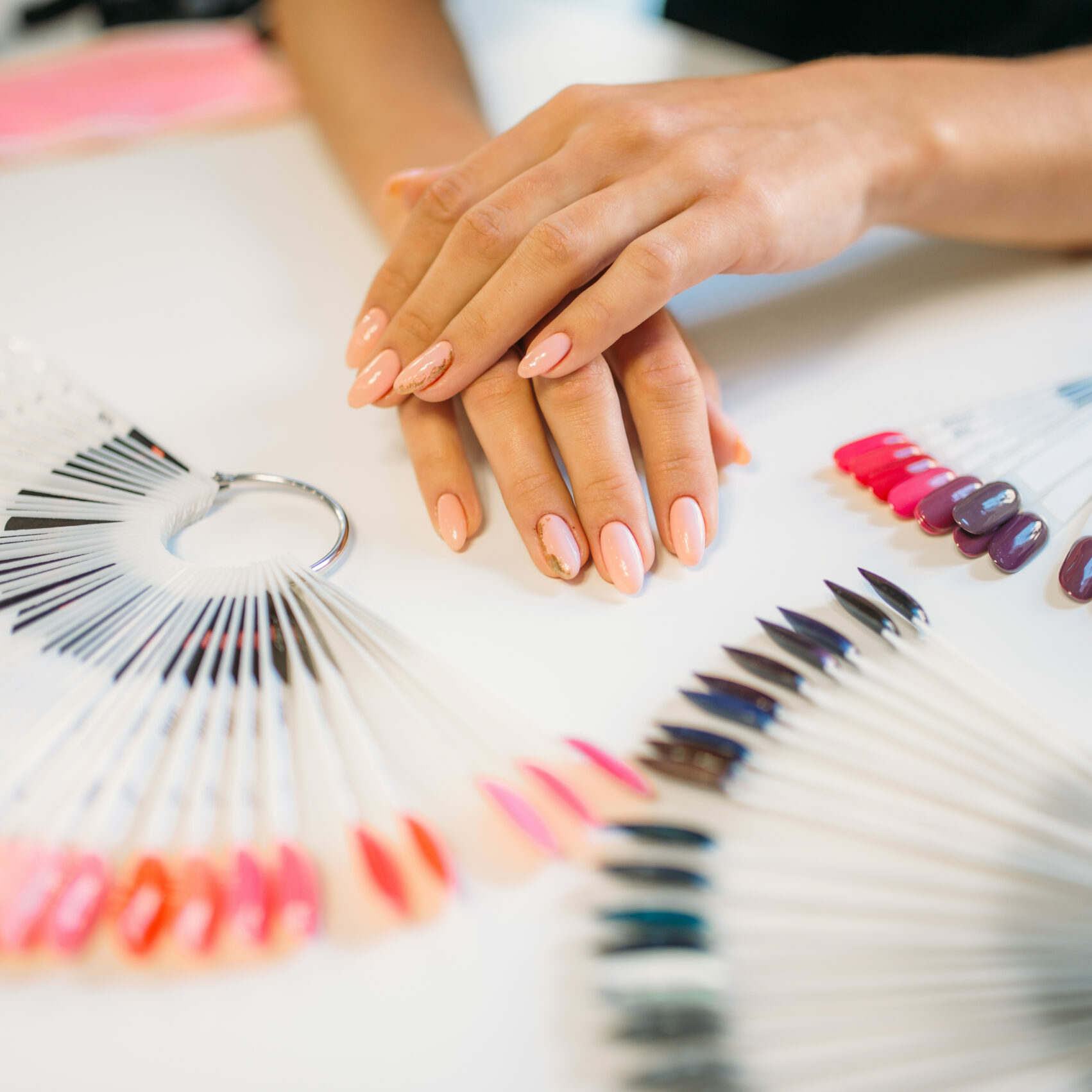 Benefits of receiving the LILA NAILS education program